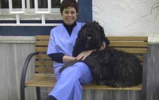 Yasmina Domínguez, vocal clínica del COLVET y experta en pequeños animales