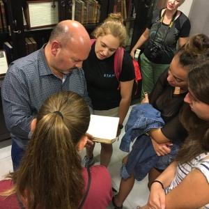 181008 Visita de los alumnos de la Facultad Veterinaria de Murcia2