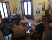 200731 Yasmina Domínguez, Alberto Consuegra, Emilio Gómez-Lama y María Isabel Sánchez