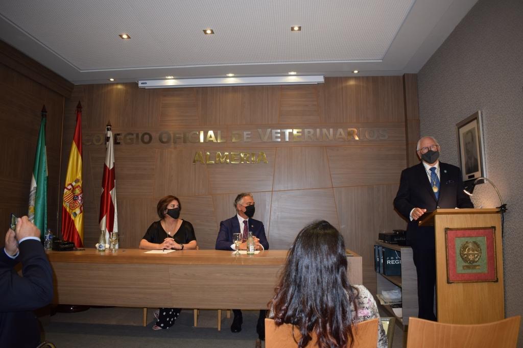 201007 Emilio Gómez-Lama durante su intervención
